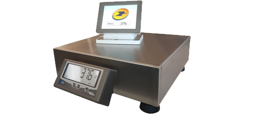Balance postale PRECIA MOLEN pour lettres et colis