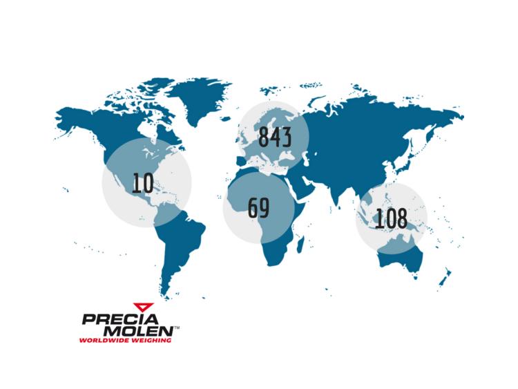 PRECIA MOLEN Worldwide