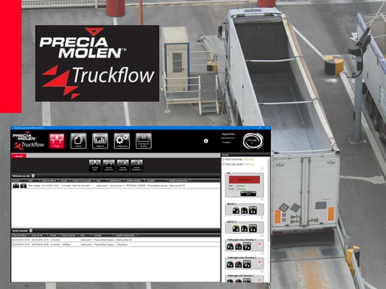 Truckflow Precia Molen