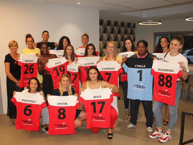 handball Ardèche Le Pouzin HB07 Féminin